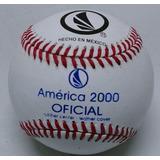Pelota América 2000t Docena 5oz Oficial Beisbol