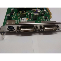 Placa Video Nvidia Quadro Fx1700 Pci Expres X16 Dualdvi Ddr3