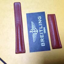 Correa Reloj Breitling Piel 20mm Ancho 18 Al Broche