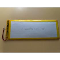 Bateria 4000 Mah Tablet Dl,tectoy,navcity,lenoxx,multilaser