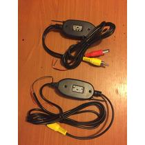 Kit De Transmisor Y Receptor Wireless Rca Video