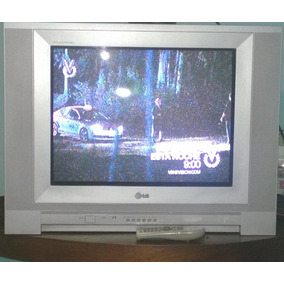 Televisor Lg 21 Pulgadas Pantalla Plana 100% Funcional