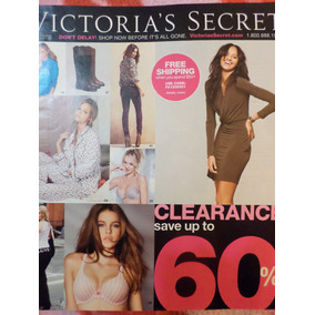 Victorias Secret Catalogo 2013 Pijamas Vestidos Brass Botas