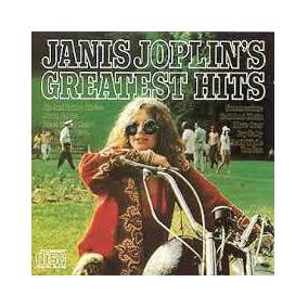 Cd Janis Joplin Greatest Hits