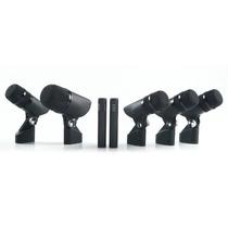 Microfono Proel Kit Para Bateria Dmh85