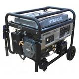 Grupo Electrogeno Generador 8 Kva 15 Hp Hyundai Hy-9000le