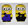 Capa Capinha Case Galaxy Pocket S5282 Minions
