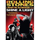 Rolling Stones Shine A Light En Dvd Entrega Inmediata