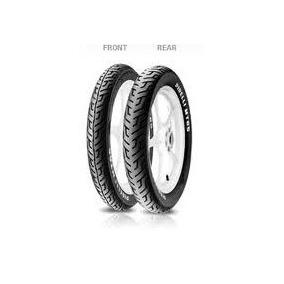 Pneu Pirelli 100/90-18 Mt65 Strada + Largo Titan, Ybr, Yes