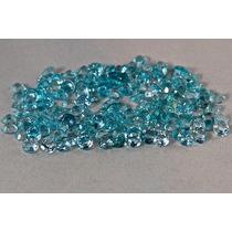 Rsp 930 Topázio Azul Céu Volta 6mm - Preço Por Pedra 1,1ct