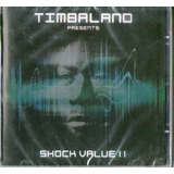 Cd Timbaland - Presents - Novo***