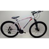 Bicicleta 29 Monaco Zeus 21v. Cambio Shimano Freio Disco