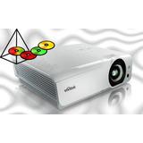 Proyector De Video Vivitek D554 3000 Ansilúmenes 3d Hdmi