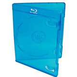 100 Unidad Caja Blu Ray 9mm Guardar Disco Blu Ray 25gb 50gb