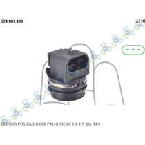 Sensor Posição Borboleta Palio Weekend 1.5 01/00 - Vdo