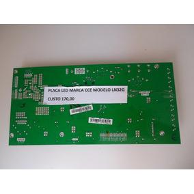 Placa Led Cce - Modelo: Ln32g