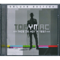 Cd Tobymac - This Is Not A Test (original)