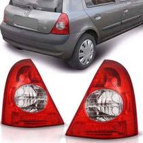 Lanterna Traseira Clio 2003/... Hatch