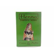 Henna Casa Da Índia(9,90* Frete Para Todo Brasil)