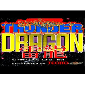 Thunder Dragon Placa Pcb Jamma Original 100% Funcionamento