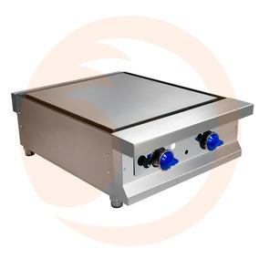 Plancha Industrial Cocina 60 Cms 2 Quemadores Pf24 San-son