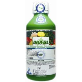 Biofol Inductor De Floración En Plantas 1lt