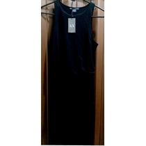Super Oferta Vestido Armani Exchange Negro
