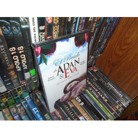 Dvd Pecado De Adan Y Eva Cine Clasico Mexicano Jorge Rivero