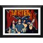 Cuadros De Pantera! Marco Madera+vidrio+foto Deco Rock Metal