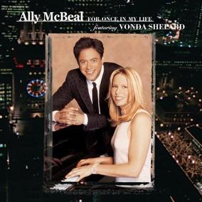 Cd Ally Mcbeal For Once..-raro