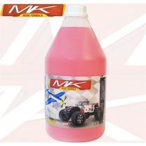 Combustivel Mk Fuel 3.6l Aeromodelo Glow 10% Nitro/16% Oleo