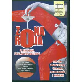 Zona Roja. Fanny Cano, Meche Carreño Y Maria Sorte. En Dvd