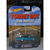 1:64 Plymouth Belvedere Gtx 1967 Tommy Boy Hot Wheels Retro