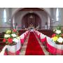 Colunas De Vidro Temperado 90 X 20 Cm Casamento /eventos
