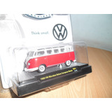 Perudiecast M2 Machines Vw Microbus Model 1960 Esc. 1.64