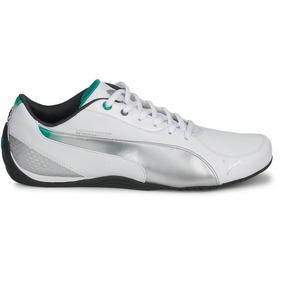 2014 Tenis Puma Drift Cat 5 Mercedes Amg Team White Low Gym