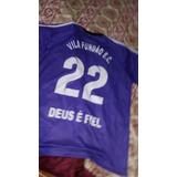 Camisa Vila Fundão Mg