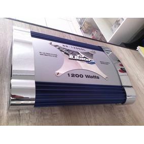Modulo Amplificador B. Buster 1200 Gl Novo