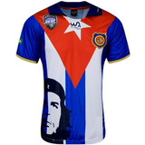 Camisa Madureira Rj - Comemorativa Cuba - Che Guevara