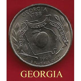 17 Moedass Quarter Dollar 2005, Estados Americanos
