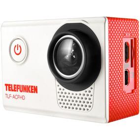 Telefunken Camara Full Hd 1080p Waterproof Tlf-acfhd