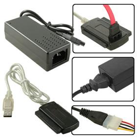 Convertidor Sata / Ide A Usb 2.0 Cable Externo Disco Duro