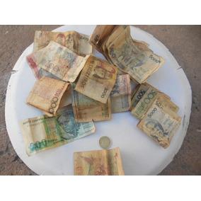 Moeda De 1939 1.000 Reis Uma De 1991 50 Cruzeiro E 30 Cedula