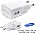Fonte Usb Carregador Celular Tablet Samsung 5v 2a
