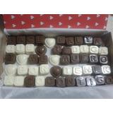 Chocolates Chocomensajes Un Regalo Original.