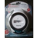 Parlante Portatil Compatible Con Todos Los Ipod, Mp3,mp4, Pc