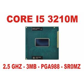 Processador Core I5 3210m Notebook 3ª Geração Sr0mz Pga988