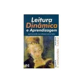 Livro Leitura Dinâmica E Aprendizagem Frete Grátis