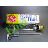 Lampada Drw Ge 120v 1000w P/ Projetor - Curiosa Antiga Rara