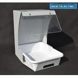 Caja De Pulido Mecanica Dental Protector De Pulidora